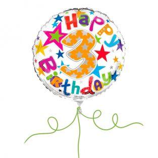 3rd Shiny Balloon