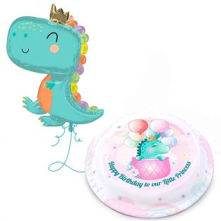 Cute Dino Gift Set