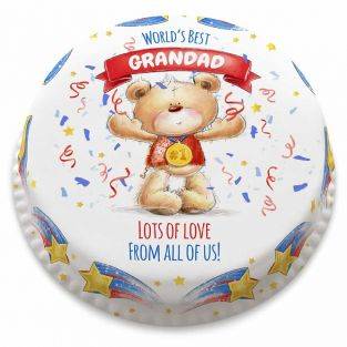 Grandad Ted Cake