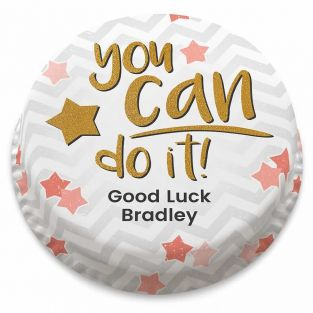 You Can Do It! Cake