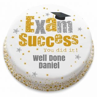 Exam Success Cake