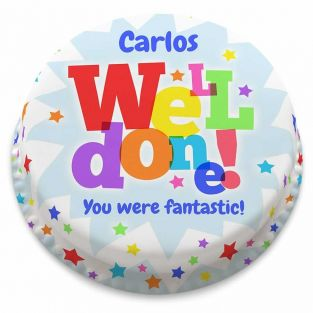 Well Done!  Cake