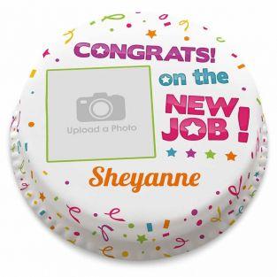 New Job Congrats Cake