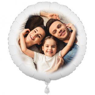22? Personalised Circle Balloon