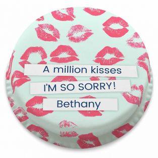 A million Kisses Cake