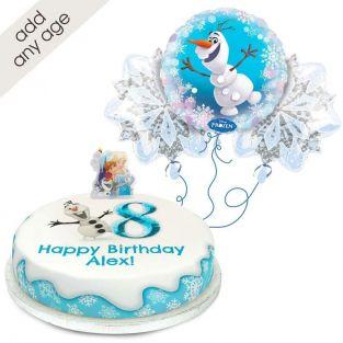 Frozen Olaf Gift Set