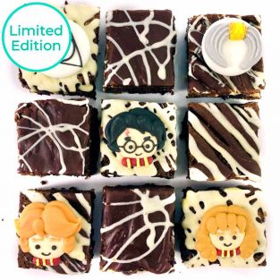 Limited Edition Harry Potter Brownies