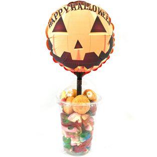 Pumpkin Candy Cup