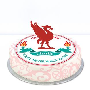 The Reds Topper Cake