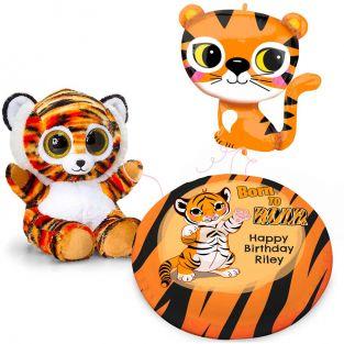 Jumbo Tiger Gift Set