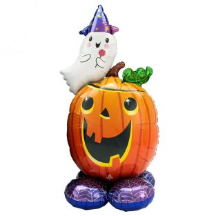 Pumpkin & Ghost Airloonz