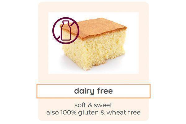 dairy free cakes