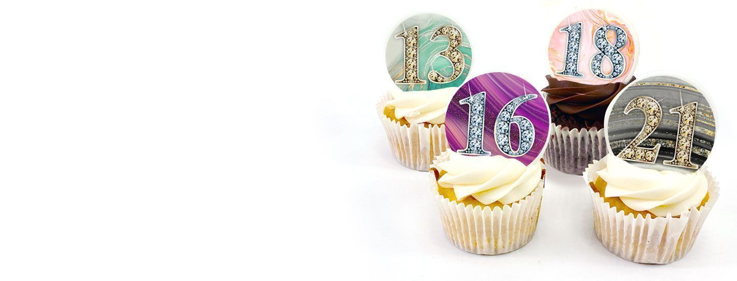 All age cupcakes