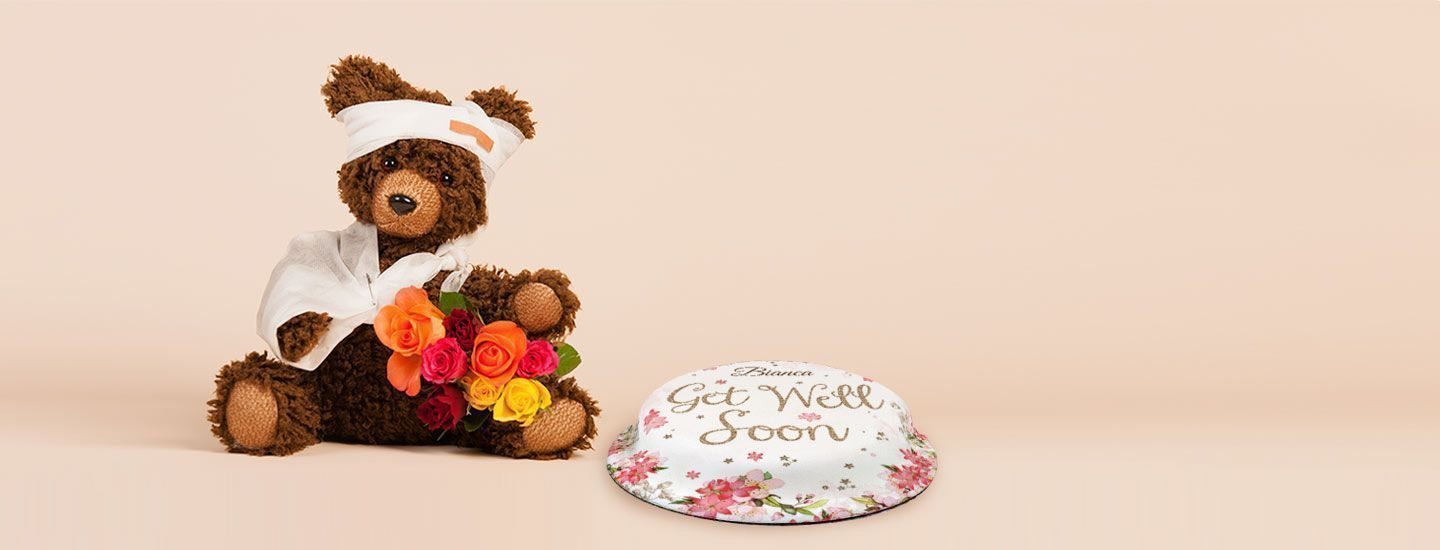 Get Well Soon Cakes