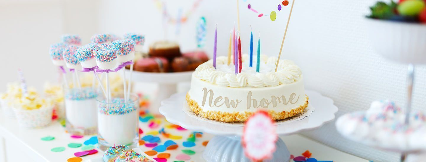 New Home Cakes
