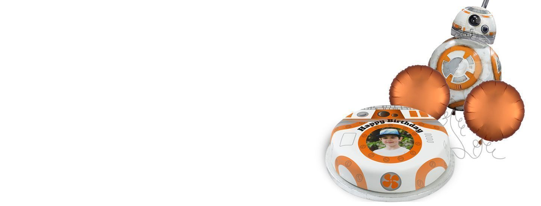 Star Wars Cakes