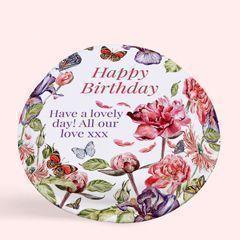 flower & gardening cakes
