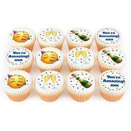 congratulations cupcakes