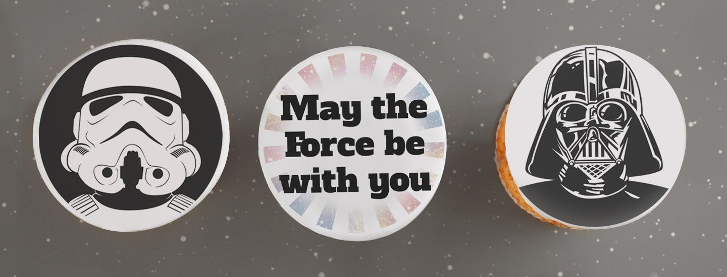The Force Cakes